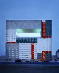 Madrid - Sanchinarro / MVRDV en colaboración con la arquitecta madrileña Blanca Lleó