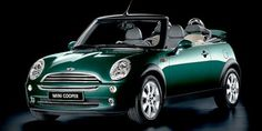 2008 Mini Cooper Convertible Green http://www.iseecars.com/car/2008-mini-cooper_convertible#