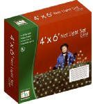 """Amazon.com: Holiday Wonderland """"150count"""" Net Style Light Set-clear: Home & Kitchen"""