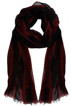 Schal, Webschal, gestreift, rot, schwarz, 100% Wolle Rotfuchs http://www.amazon.de/dp/B00J8F3V7C/ref=cm_sw_r_pi_dp_ycLwub07S88GR