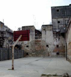 Havana, Cuba ~I'd like to play a pick up game here...anywhere, I love street Basketball