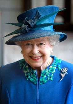 Queen Elizabeth Apr 28, 2010. No one but no one rocks a hat like HRH. Hats off to her majesty.
