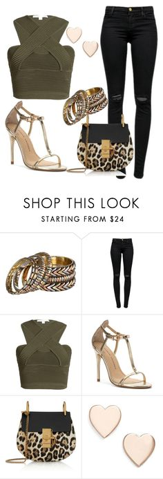 """""""Untitled #1389"""" by cdbinwv ❤ liked on Polyvore featuring Gypsy SOULE, J Brand, Jonathan Simkhai, Chinese Laundry, Chloé and Poppy Finch"""