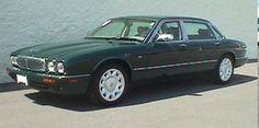 Jaguar Vaden Plas
