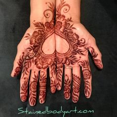henna in tampa florida @stained_bodyart.com 22hr stain