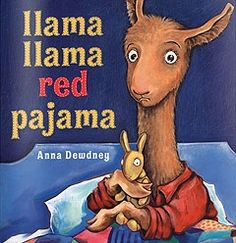 best bedtime books - llama llama red pajama -- read it for FREE online from We Give Books foundation