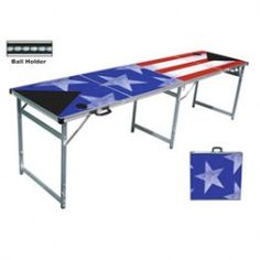 ProPong beer pong tables are the highest quality playing fields you will ever play on.