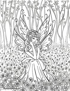 Unicorn Coloring Pages for Adults | ... it is available as a free PDF download at our FREE COLOURING PAGES