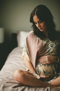 Beautiful Maternity Shot