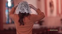 10 Reasons Some Women Are Wearing Veils in Church Again