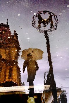 Christophe Jacrot 'Paris in the Rain' - mashKULTURE