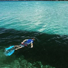 Snorkeling in Zante