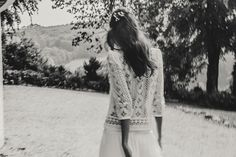 Top Coppola & jupe Desplechin Laure de Sagazan 2015 robe de mariée