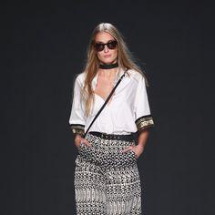 Lug Von Siga (Spring/Summer at Mercedes Benz Zurich Fashion Days Fashion Days, Zurich, Spring Summer 2015, Mercedes Benz, Sequin Skirt, Mini Skirts, Sequins, Journal, Mini Skirt