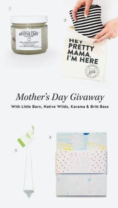 CULTURED. Blog Mother's Day Giveaway. Details on culturedblog.com