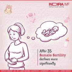 Fertility changes with age and the most common reason is reduced egg quality and quantity.  If you are above 35 and having trouble conceiving after six months, you should talk to a fertility specialist for an expert opinion.  Talk to the best fertility experts of the country, call us : 07412077808  #indiraivf #femaleinfertility #age #infertilitytreatment #infertilecouples #fertilitytreatmentoptions #fertilityspecialist #parenthood #pregnancy #eggquality Ivf Treatment, Infertility Treatment, Ivf Center, Baby Center, Female Infertility, Conceiving, Pregnancy, Egg, Country