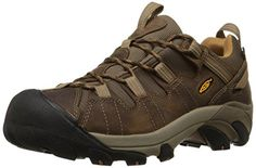 I like this  KEEN Men's Targhee II Hiking Shoe,Cascade Brown/Brown Sugar,11 M US