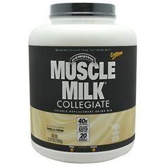 CytoSport Collegiate Muscle Milk