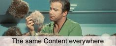 Same content everywhere #SEOJokes #SEOQuotes @optimanova