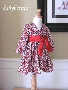 perfect little girl's dress