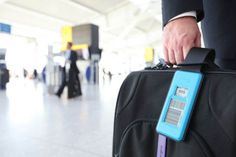 Digital bag tags could make paper luggage tags obsolete (Photo: Nick Morrish / British Airways)