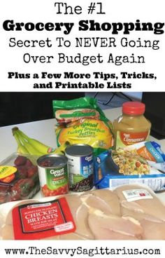 Are you constantly going to the grocery store, dropping a ton of money, and wondering why? This is the grocery shopping secret that will save you tons. Save Money On Groceries, Ways To Save Money, Money Saving Tips, Cinnamon Chicken, Turkey Patties, Frugal Tips, Budgeting Tips, Foods To Eat, Budget Meals