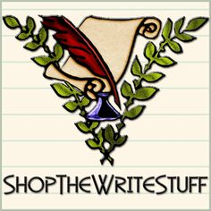 #ShopTheWriteStuff - This online shop carries digital artist, Leslie Sigal Javorek's unique designs on everything you can write on (spiral notebooks, #postcards, journals, letterheads, #dry_erase_boards  #clipboards etc.) - and #personalized to boot!