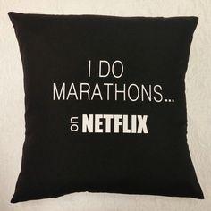Netflix is my kind of exercise!