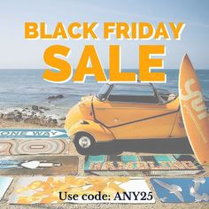 Our BLACK FRIDAY SALE is going on NOW! Take 25% off everything at Yogamtaic.com Shortomatic.com and Kinimatic.com with code ANY25 - that's all of our custom yoga mats custom board shorts custom bikinis and more! (Custom activewear makes a phenomenal and unique Christmas gift!) #blackfriday #sale #customyogamat #customboardshorts #custombikini #yogamatic #shortomatic #yoga #surfing #beach #yogalife #surflife #beachlife