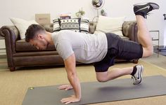 Build your butt with this simple exercise