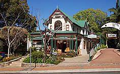 Montville, in the Sunshine Coast Hinterlands