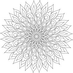45 Elegant Images Of Mandala Coloring Pages Free Printable - Coloring Page for Kids Pattern Coloring Pages, Printable Coloring Sheets, Printable Adult Coloring Pages, Mandala Coloring Pages, Coloring Pages To Print, Coloring Book Pages, Bunt, High Noon, Dinosaurs