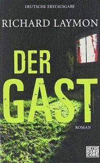 Medienhaus: Richard Laymon - Der Gast (Horrorroman, 2012)