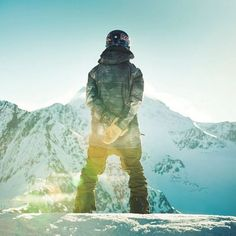 ready to send Pro Snowboarders, Breath In Breath Out, Ski And Snowboard, Extreme Sports, Outdoor Play, My Ride, Skiing, Adventure, Powder