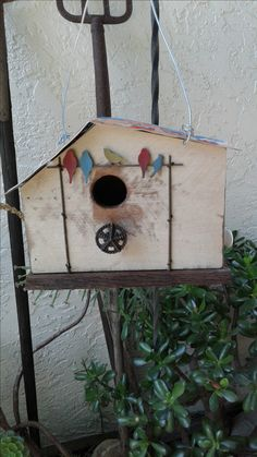 it's all about the birds (and dogs too) on BirdHouses4theDogs@ETSY