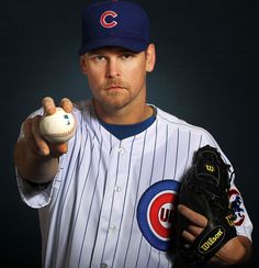 Kerry Wood...Today 5/18/12, He retired...sad day :(