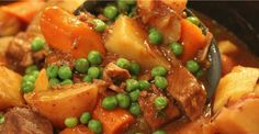The classic and tasty stew that never fails to warm everyone's hearts!
