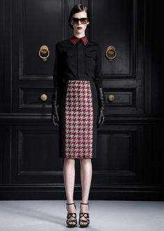 freaking awesome - jason wu pre fall 2012