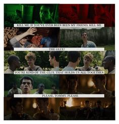 """SPOILER 'THE DEATH CURE' 