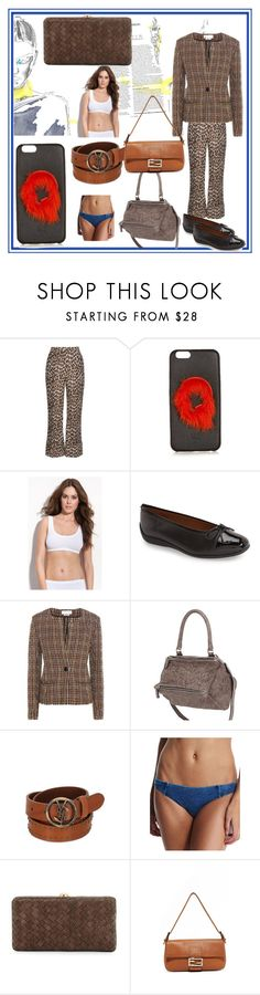 """set for alert"" by denisee-denisee ❤ liked on Polyvore featuring STELLA McCARTNEY, Fendi, Hanro, ara, Étoile Isabel Marant, Givenchy, Yves Saint Laurent, Seafolly, Neiman Marcus and vintage"