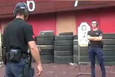 Target practice.   Source #funny #wtf #crazy #omg Meanwhile In Russia, Drunk People, Target Practice, Super Funny, Haha, Comedy, Funny Pictures, Humor, Humour