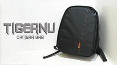 WHAT'S MY BAG: TIGERNU DSLR Camera Bag