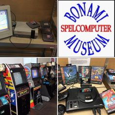 We took a trip to the @bonamispelcomputermuseum in Zwolle today and it was AMAZING!!! So much awesomeness. The museum's collection spans over 50 years of videogame greatness there's a lot of computers consoles and arcade cabinets you can play on. On top of that their collection of used items that are for sale is huge far bigger than many videogamestores' that sell used games.  We're definitely coming back and can only advise you to pay a visit too.  #bonami #videogame #museum #zwolle…