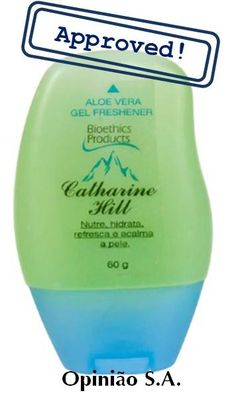 Catharine Hill – Aloe Vera Gel Freshener  http://www.opiniaosa.com.br/2012/06/28/catharine-hill-aloe-vera-gel-freshener/
