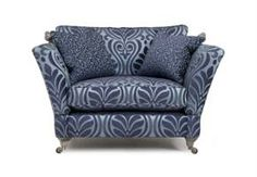 Vantage Snuggler knowle chair - elegance combined with romance, perfect for a snuggle with my Mr.