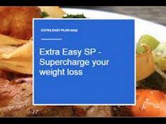 Slimming World Weekly Menu Planner | SW Extra Easy SP Plan