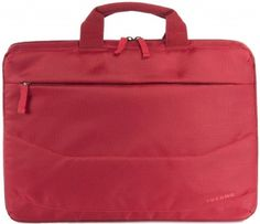 "IDEA COMPUTER BAG 15.6"" IPAD-TABLET ROSSO"
