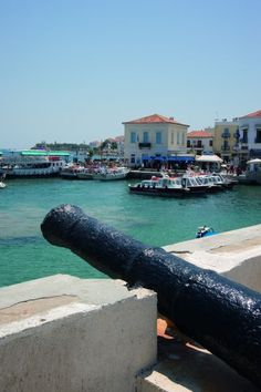 My brother and sister-in-law just returned from Spetses, which is where she was born before being adopted by an American couple in D.C. Looks like a lovely Greek island, which puts it in good company!