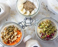 Purely Elizabeth Dishes On The Ultimate Overnight Oats Recipes - The Chalkboard