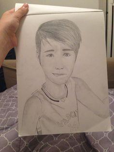 I drew Dan ayyyyyy